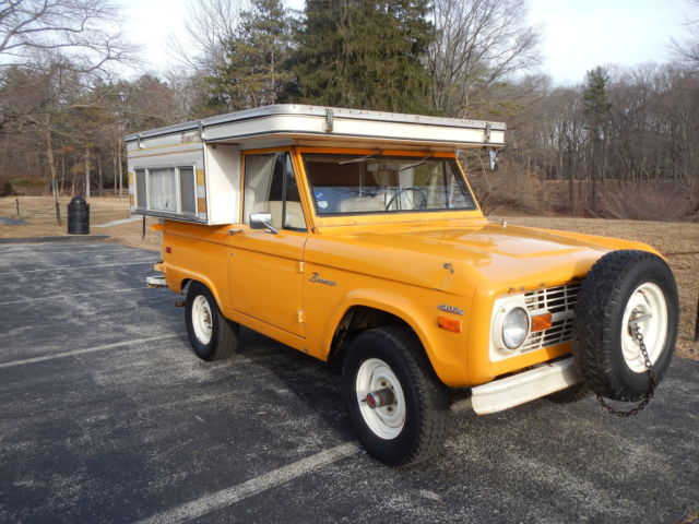 Ford Bronco Four Wheel Camper | 2020-2021 Ford Bronco Forum