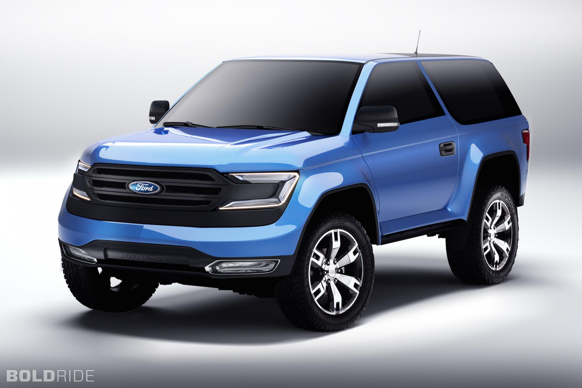 New Bronco chop and speculation | 2020-2021 Ford Bronco ...
