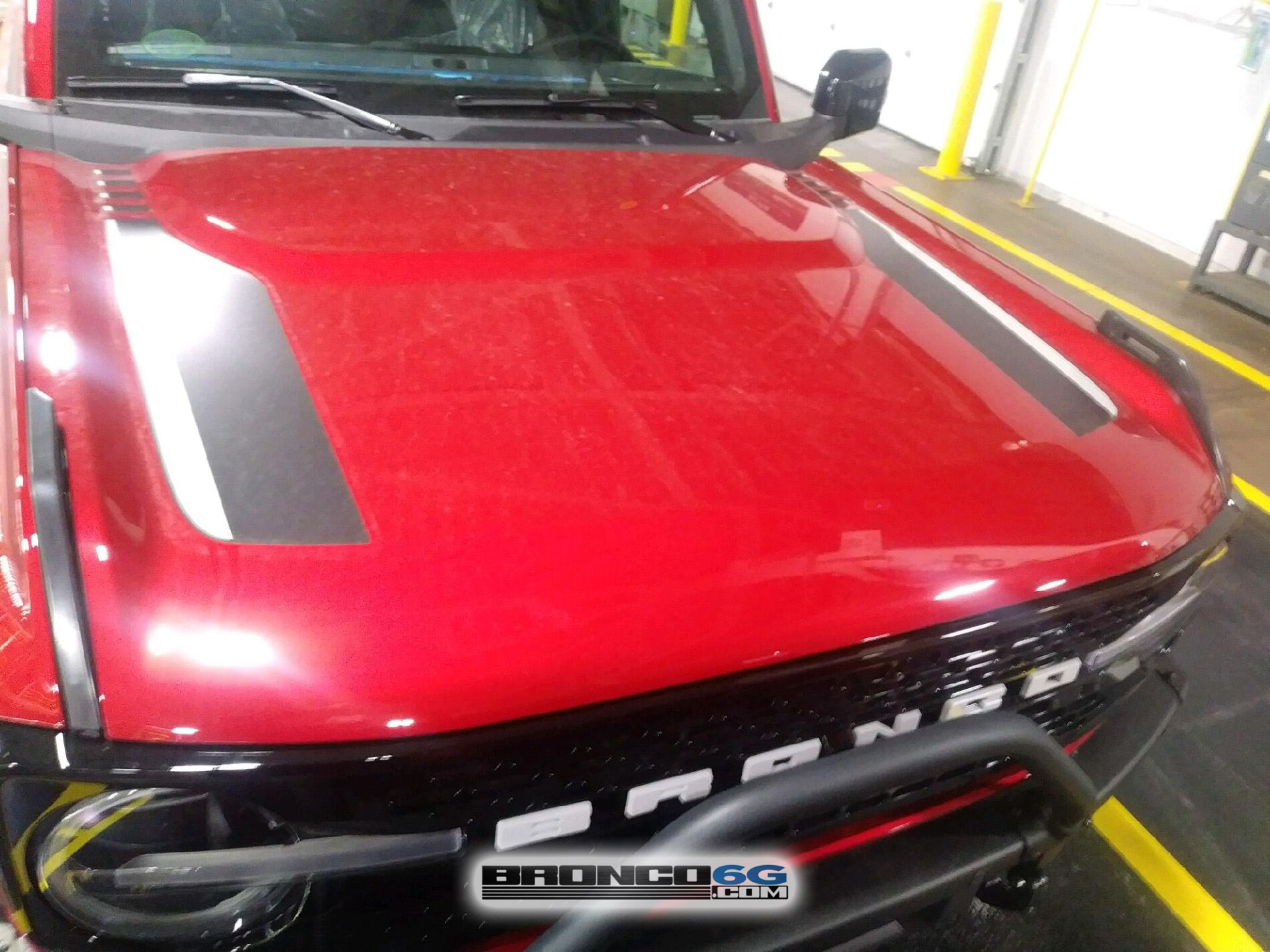 2021 Bronco Sound Deadening Headliner Rapid Red First Edition + MIC 6.jpg