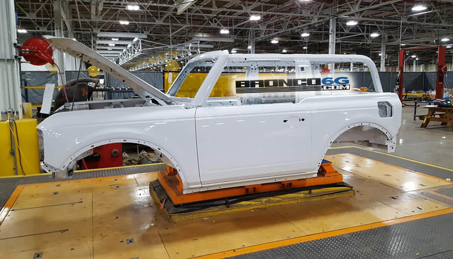 2021 Ford Bronco Body In White BIW Shell 2 Door.jpg