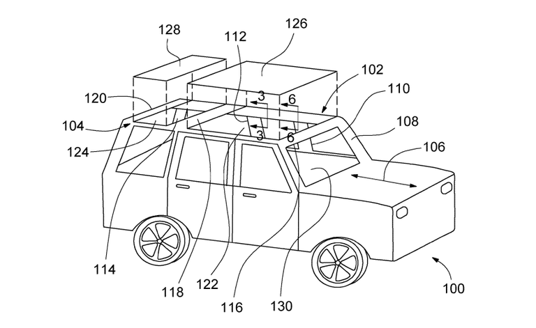 2021 Ford Bronco side curtain airbags repackable patent.png
