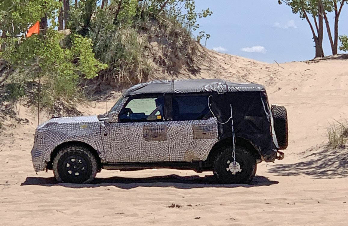 2021 Ford Bronco Silver Lake Sand Dunes in Michigan.jpg