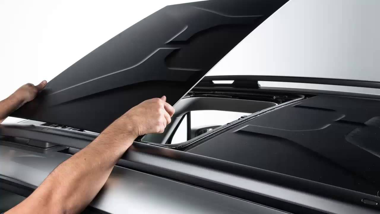 """Insider Tip: """"Air Roof"""" Removable Roof Panels To Be Featured on the 2020 / 2021 Ford Bronco ..."""
