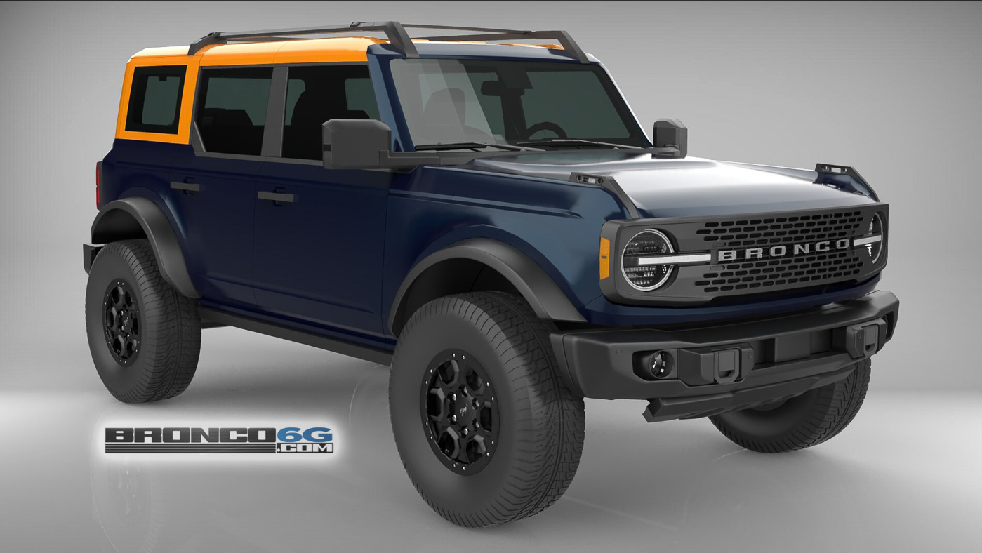 Mets Colors 4 Door 2021 Bronco 3D Model Front.jpg