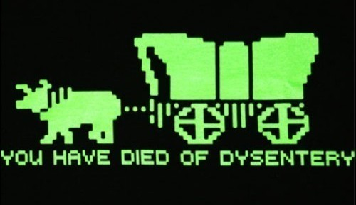 You have died of dysentery.jpeg