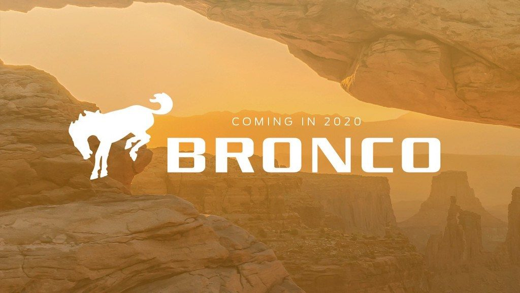 Article: 5 Predictions for the New Ford Bronco - 2020 / 2021