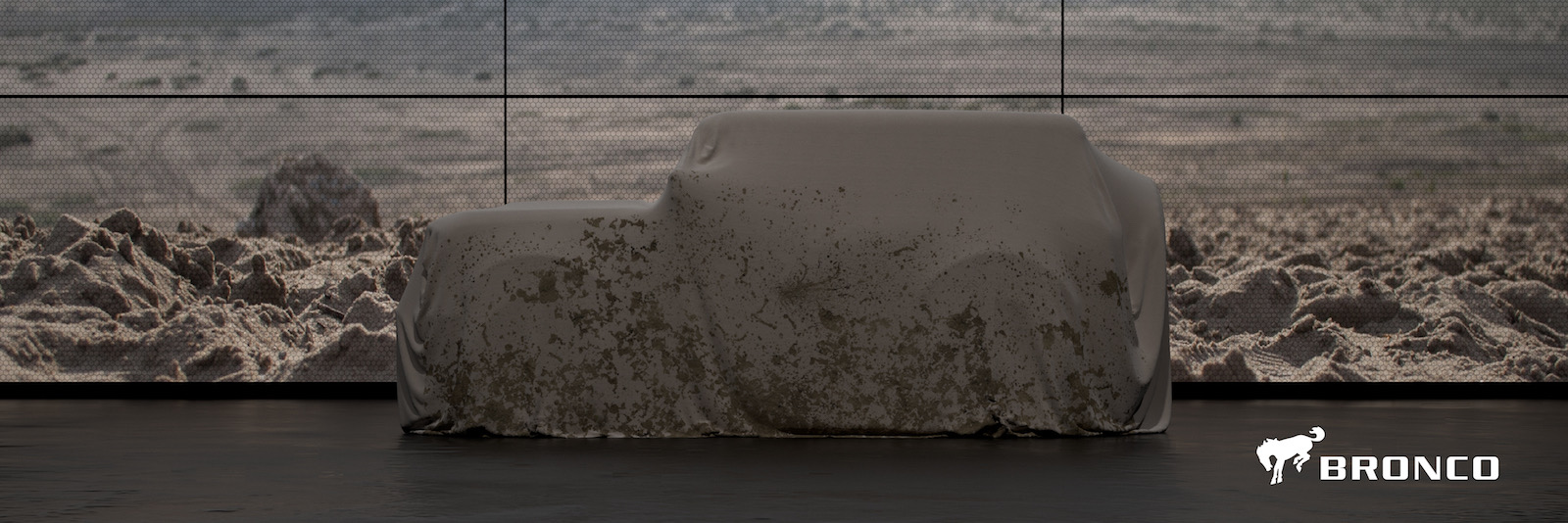 2021 Ford Bronco Teased 2 Amp 4 Doors And Hybrid Coming