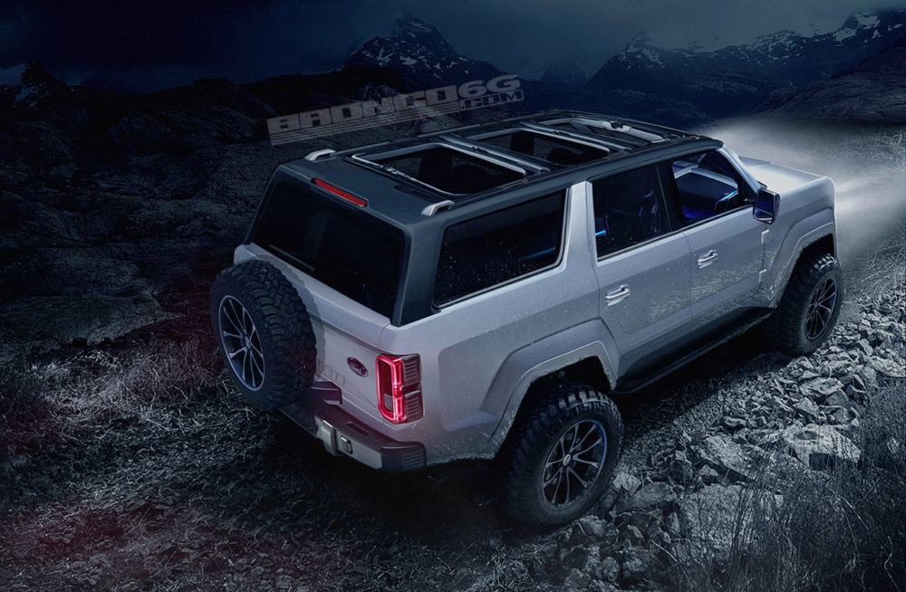 2020 / 2021 Ford Bronco Forum, Info, News, Owners Club ...