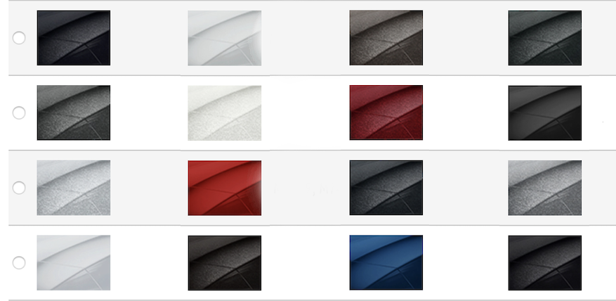 List Of 2021 Ford Bronco Paint Colors
