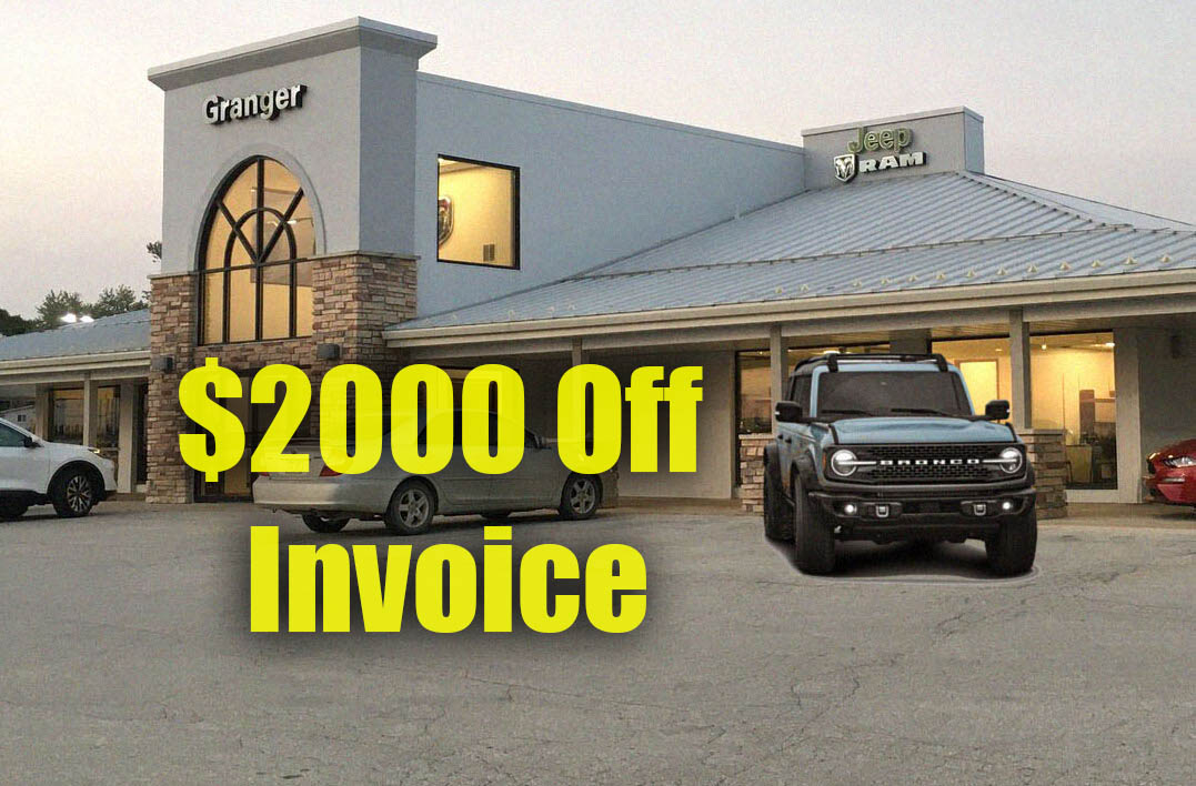 2000 off invoice on october bronco reservations at granger ford bronco6g 2021 ford bronco forum news blog owners community 2021 ford bronco forum